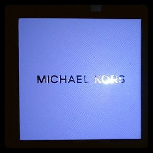 Michael Kors watch worn a handful of times